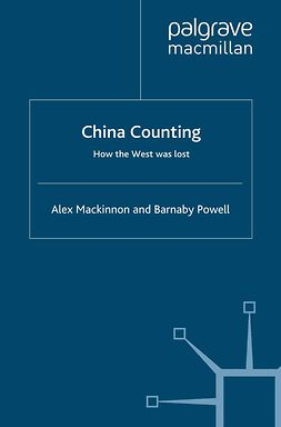 Mackinnon, Alex - China Counting, ebook
