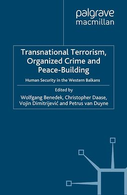 Benedek, Wolfgang - Transnational Terrorism, Organized Crime and Peace-Building, ebook