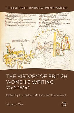 McAvoy, Liz Herbert - The History of British Women's Writing, 700–1500, ebook