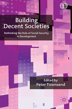 Townsend, Peter - Building Decent Societies, ebook