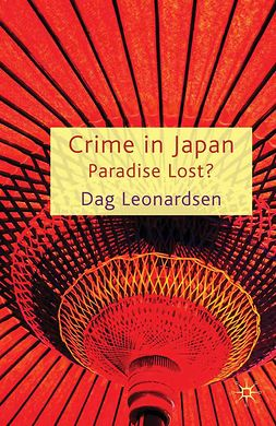 Leonardsen, Dag - Crime in Japan, ebook