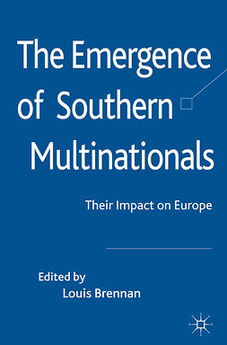 Brennan, Louis - The Emergence of Southern Multinationals, e-bok