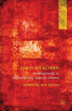 Davies, Ann - Spain on Screen, e-bok