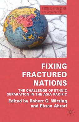 Ahrari, Ehsan - Fixing Fractured Nations, e-bok