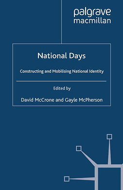 McCrone, David - National Days, e-kirja