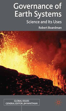 Boardman, Robert - Governance of Earth Systems, ebook