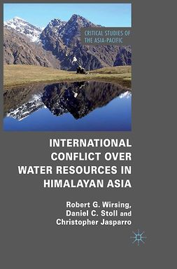 Jasparro, Christopher - International Conflict over Water Resources in Himalayan Asia, ebook