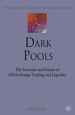 Banks, Erik - Dark Pools, ebook