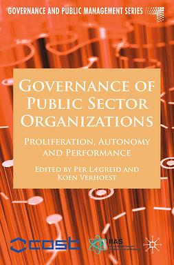Lægreid, Per - Governance of Public Sector Organizations, e-bok