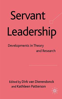 Dierendonck, Dirk van - Servant Leadership, ebook