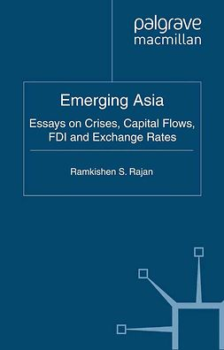 Rajan, Ramkishen S. - Emerging Asia, ebook