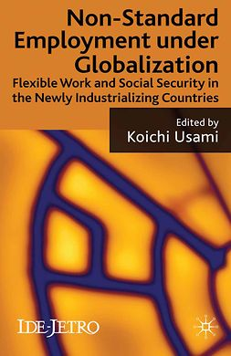 Usami, Koichi - Non-Standard Employment under Globalization, ebook