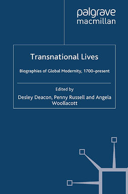 Deacon, Desley - Transnational Lives, e-bok