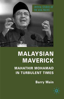 Wain, Barry - Malaysian Maverick, ebook