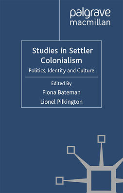 Bateman, Fiona - Studies in Settler Colonialism, ebook
