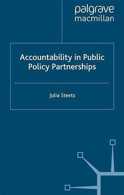 Steets, Julia - Accountability in Public Policy Partnerships, ebook