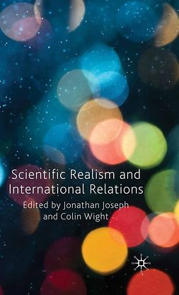 Joseph, Jonathan - Scientific Realism and International Relations, e-bok