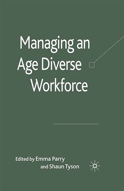 Parry, Emma - Managing an Age-Diverse Workforce, ebook