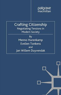 Duyvendak, Jan Willem - Crafting Citizenship, ebook
