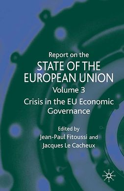 Cacheux, Jacques - Report on the State of the European Union, ebook