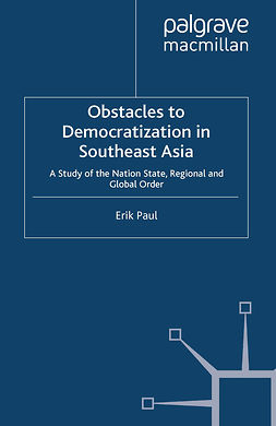 Paul, Erik - Obstacles to Democratization in Southeast Asia, ebook