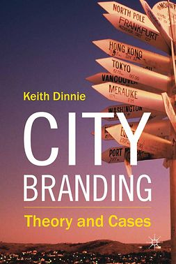 Dinnie, Keith - City Branding, ebook
