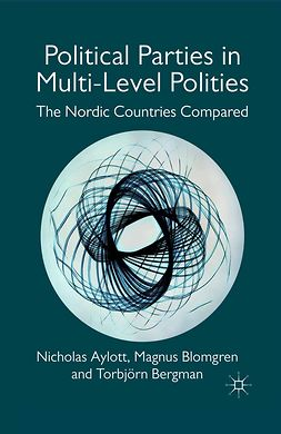 Aylott, Nicholas - Political Parties in Multi-Level Polities, e-bok