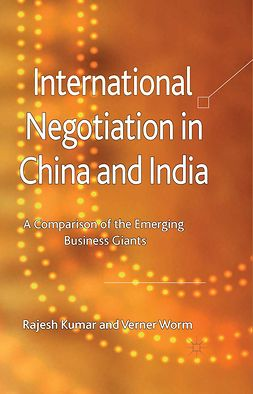 Kumar, Rajesh - International Negotiation in China and India, ebook
