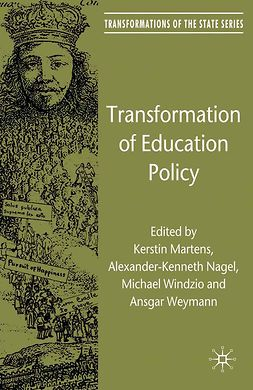 Martens, Kerstin - Transformation of Education Policy, e-kirja