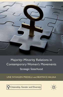 Halsaa, Beatrice - Majority-Minority Relations in Contemporary Women's Movements, ebook