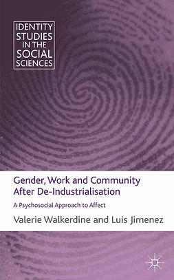 Jimenez, Luis - Gender, Work and Community After De-Industrialisation, e-kirja