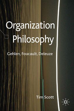 Scott, Tim - Organization Philosophy, ebook