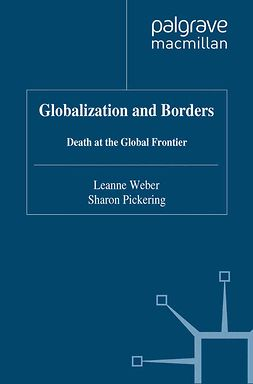 Pickering, Sharon - Globalization and Borders, e-bok