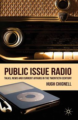 Chignell, Hugh - Public Issue Radio, ebook
