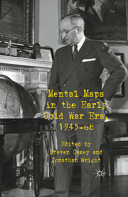 Casey, Steven - Mental Maps in the Early Cold War Era, 1945–68, ebook