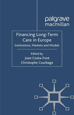 Costa-Font, Joan - Financing Long-Term Care in Europe, ebook
