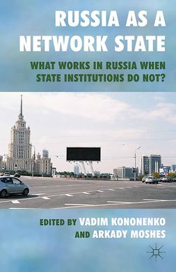 Kononenko, Vadim - Russia as a Network State, ebook