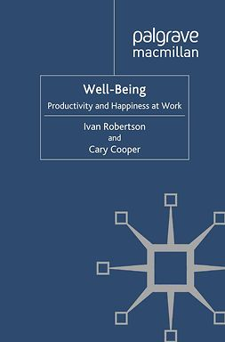 Cooper, Cary - Well-Being, ebook