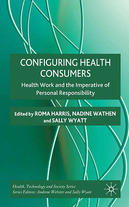 Harris, Roma - Configuring Health Consumers, ebook