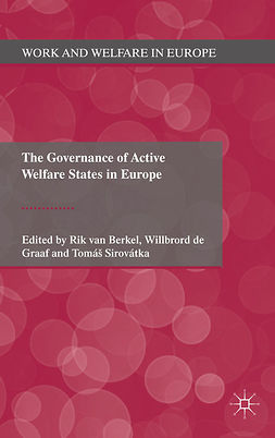 Berkel, Rik - The Governance of Active Welfare States in Europe, e-bok