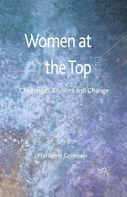 Coleman, Marianne - Women at the Top, e-kirja