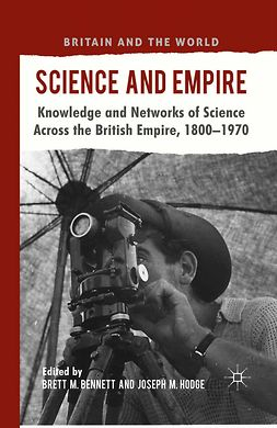 Bennett, Brett M. - Science and Empire, ebook