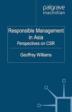 Williams, Geoffrey - Responsible Management in Asia, e-bok