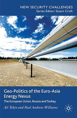 Tekin, Ali - Geo-Politics of the Euro-Asia Energy Nexus, ebook