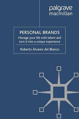 Blanco, Roberto Álvarez - Personal Brands, ebook