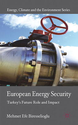 Biresselioglu, Mehmet Efe - European Energy Security, e-bok