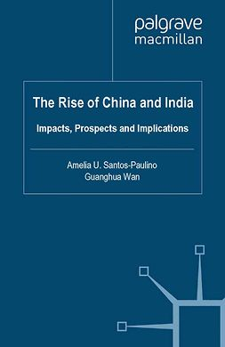 Santos-Paulino, Amelia U. - The Rise of China and India, e-bok