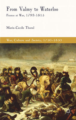 Thoral, Marie-Cécile - From Valmy to Waterloo, e-bok