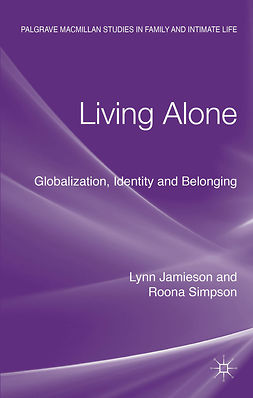 Jamieson, Lynn - Living Alone, ebook