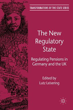 Leisering, Lutz - The New Regulatory State, ebook